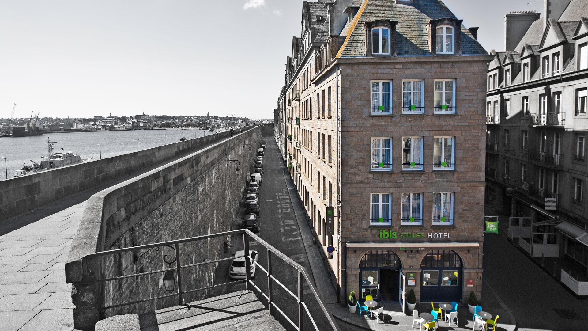 Ville A Visiter A Proximite De Saint Malo