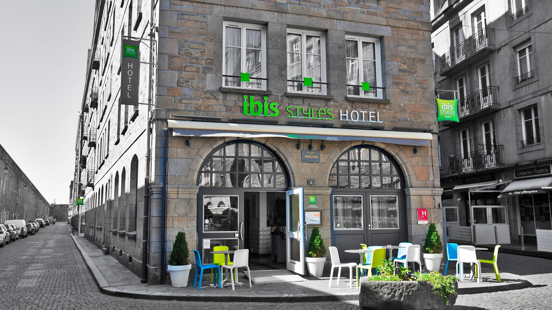 Ibis Hotel St Malo France